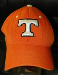 brand new 4e371 10f42 Image is loading ZEPHYR-University-Tennessee-VOLUNTEERS-Vols-BASEBALL-Cap- Fitted-