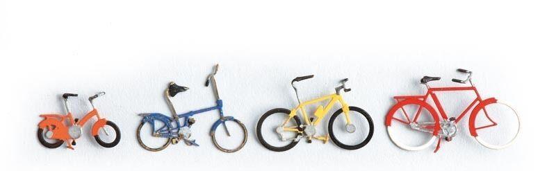 Artitec 1 1 1 87 H0 - 387,01 bicicletas moderna nueva - modelo - original caja  precioso