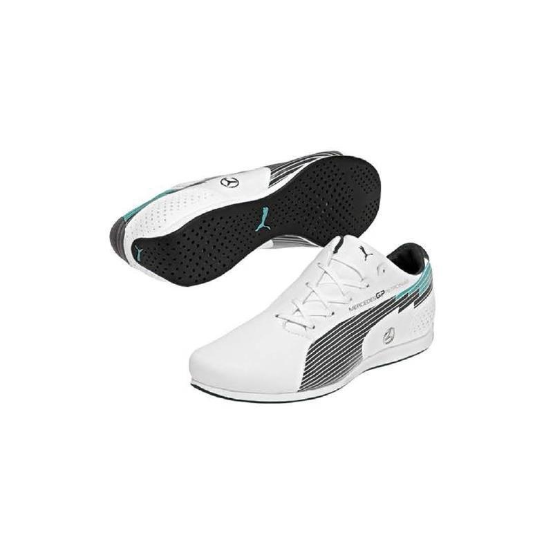 Sneakers Speed Low low Mercedes bluee size 45 45 45 555038