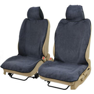 Image Is Loading 2pc Car Seat Protectors Covers Absorbing Sweat Yoga
