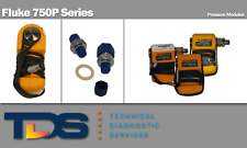 Used Fluke 750 Series Pressure Modules Nist Calibration Cert