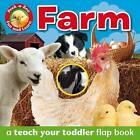 Peek-a-Boo: Farm by Gail Daniels (Board book, 2015)