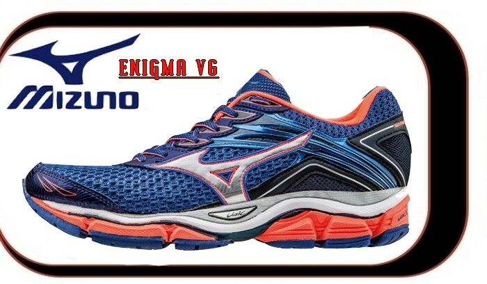 Zapatos promocionales para hombres y mujeres Chaussures De Sport Running de course Mizuno Wave Enigma 6 mujer