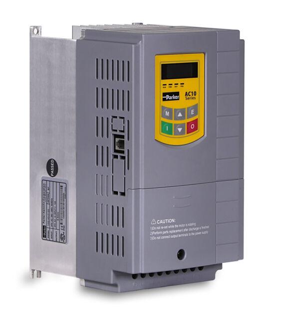 Frequenzumrichter AC10 1-Phasig Parker 0,2-2,2kW 230V AC Asynchron inverter