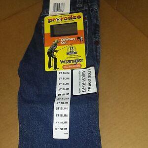 Wrangler-Original-Fit-Jean-Cowboy-Cut-Sizes-1t-2t-3t-4-5-6-7-13MWZJP-BLUE