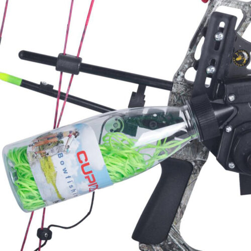 Pro Bow Fishing Hunting Reel Bowfishing Tool for Compound Bow Recurve Bow 40m