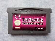 LA PANTERA ROSA PINK PANTHER PINKADELIE PURSUIT NINTENDO GAME BOY ADVANCE GBA DS