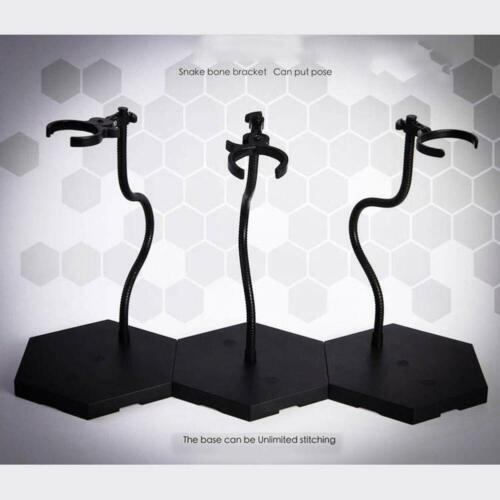 Action Figure Body Stand Display Flexible Holder for 1//6 1//9 1//12 Doll Model