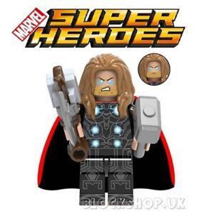 STORM BREAKER /& HAMMER End Game Avengers fit lego figure H10 MARVEL THOR