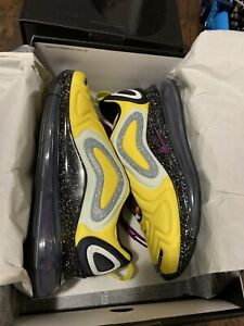 Nike Air Max 720 Undercover Japan Yellow Black Shoes Cn2408