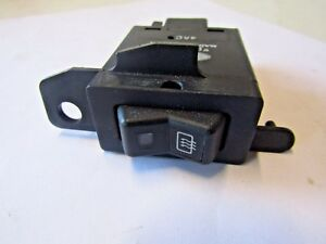 Good rear window defogger switch ford escort speaking, recommend