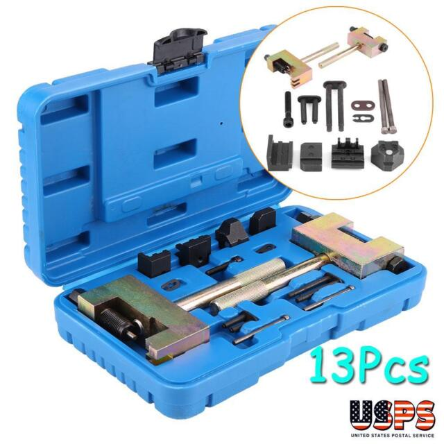 For Mercedes Engine Timing Chain Riveting Tool Set Simplex Duplex/&Double-Roller