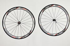 Ruote Zefiro T5010 CARBON tubolari bicicletta corsa road bike wheels shimano 10