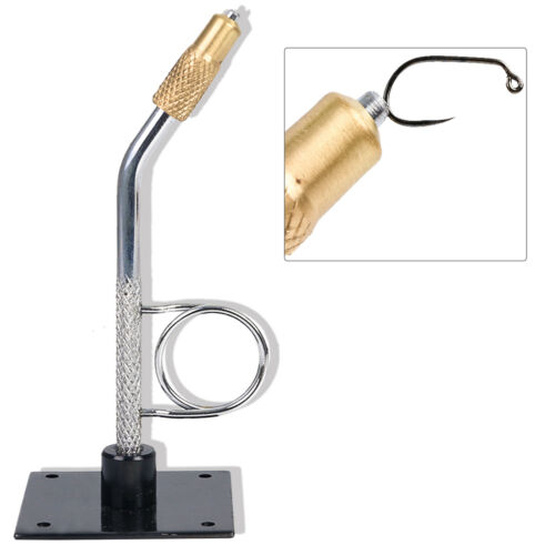 Maxcatch Mini Fly Tying Vise for Travel Pocket Size Vise Suit Hook Size 14--20#