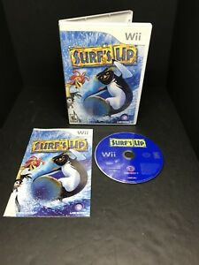 Surf-039-s-Up-Nintendo-Wii-2007-US-Canada-Complete