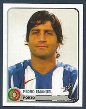 PANINI 1955-2005 CHAMPIONS OF EUROPE- #285-PORTO-PEDRO EMANUEL
