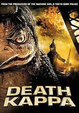 Death Kappa (DVD) Misato Hirata, Ryuki Kitaoka, Mika NEW