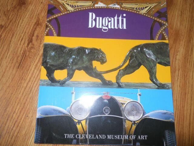 BUGATTI  The Cleveland Museum of Art  -  Hawley  1999    SC