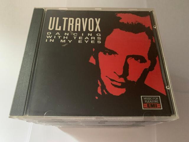 cd da ultravox 2012