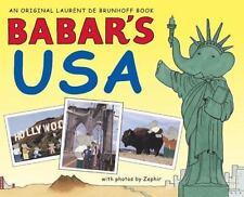 Babar's USA (Babar (Harry N. Abrams))-ExLibrary