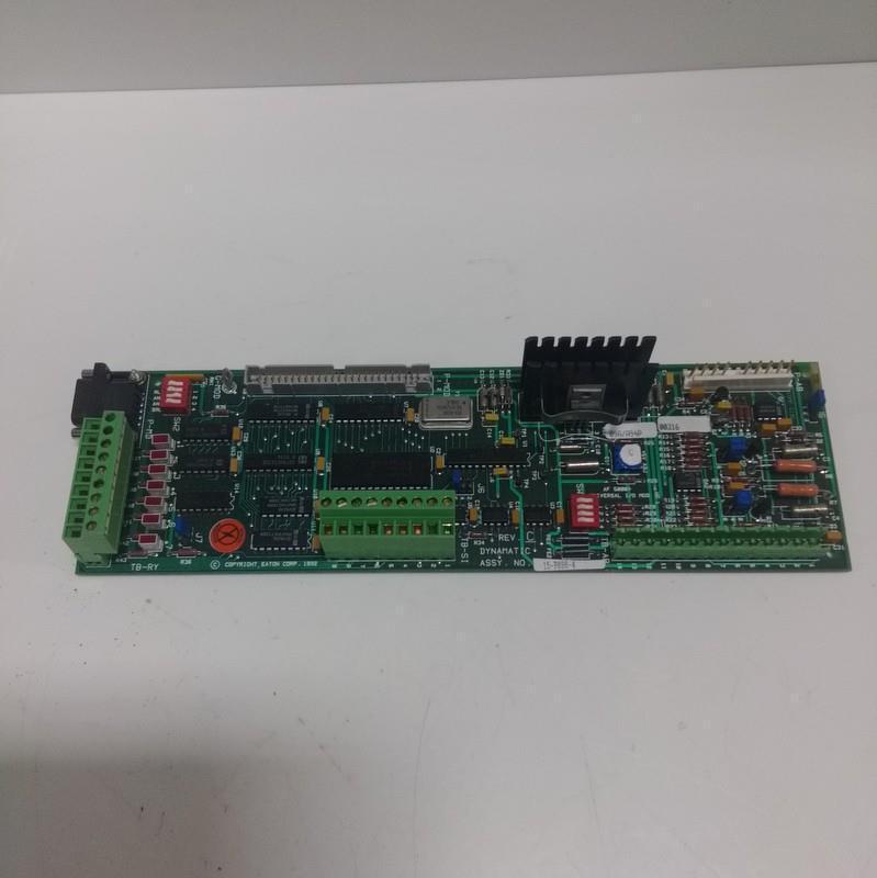 DYNAMATIC CONTROL BOARD 70-309-2   15-P898-4 PB