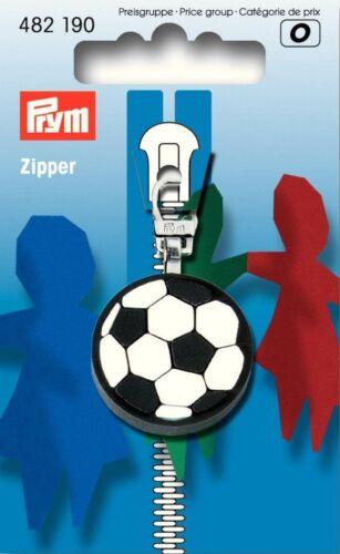 Prym Reißverschluss Zipper Fußball