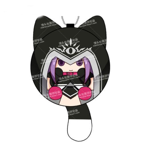 Plush Doll Fate//Grand Order Mash Medusa Alter Saber Cute Pendant Dango Keychain