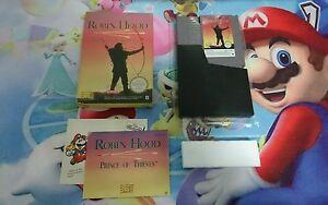 Juego-Completo-Nintendo-Nes-Robin-Hood-Version-Pal-Espana-100-Original-CIB