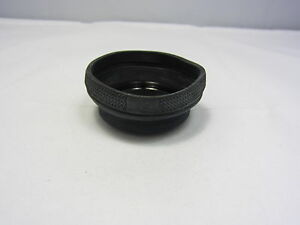 Used-Unknown-Brand-46mm-Collapsible-Rubber-Lens-Hood-Made-in-Korea-N102022