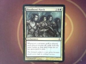 Bloodbond March - Ravnica - Magic the Gathering Mtg - Multi