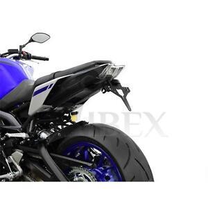 Yamaha-MT-09-MT09-BJ-2017-18-Kennzeichenhalter-Kennzeichtraeger-kurzes-Heck-IBEX