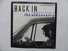TOM ROBINSON Back in the old country PB 68181