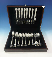 Chantilly by Gorham Sterling Silver Dinner Flatware Set For 8 Service 40 Pieces