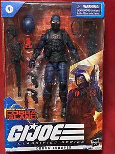 Gi Joe Classified 6 Inch................COBRA TROOPER