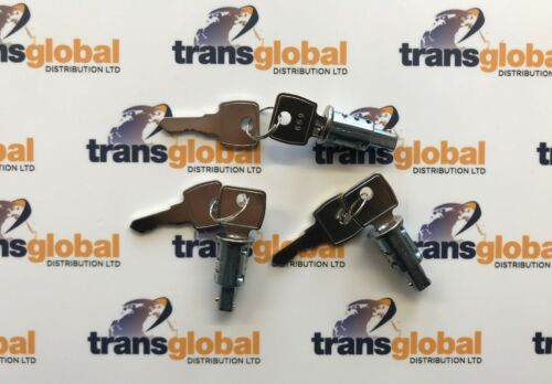 Land Rover Série 3 101 Anti Rafale Lock set 2 clés /& 3 Barils-Bearmach 395056