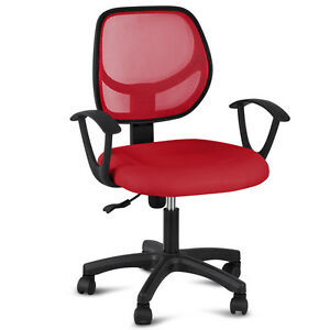 Ergonomic-Adjustable-Office-Chair-Computer-Desk-Task-Swivel-Chairs-Mid-back-Home