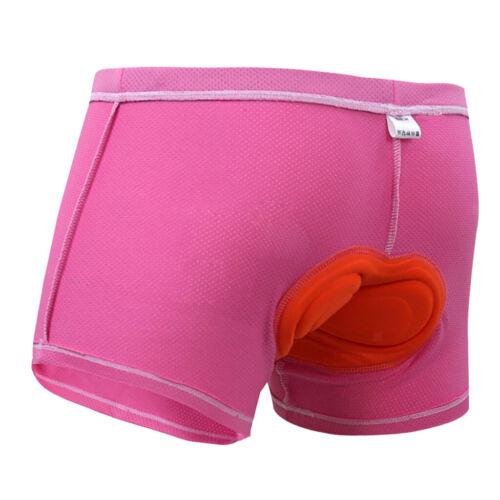 Men Gel Pad Cycling Shorts Touring Bike Short Cycling Gear Women Underwear