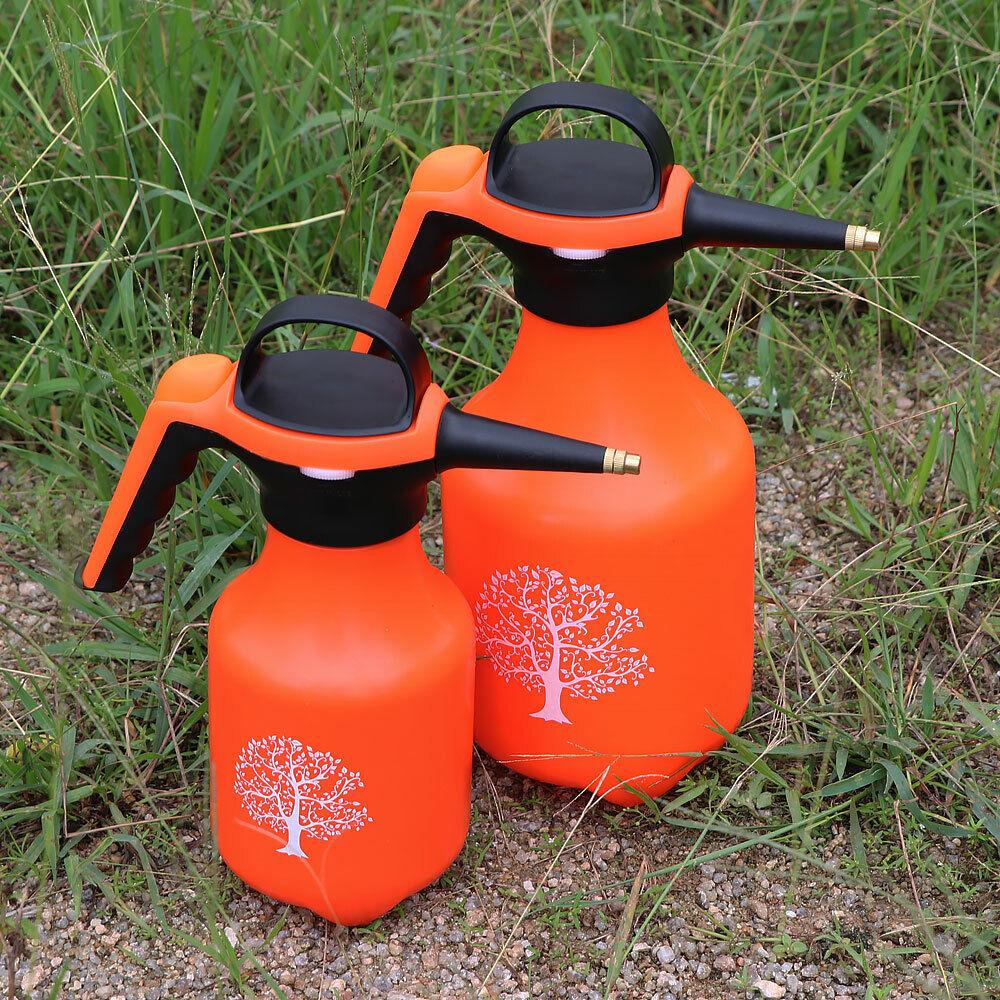 Hand-held Portable Water//Chemical Sprayer Pump Pressure Garden Spray Bottle