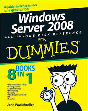 Windows Server 2008 All-In-One Desk Reference For Dummies by Mueller, John Paul