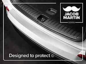 Transparent Ladekantenschutz Lasche auf die Stoßstange Volkswagen Touran II
