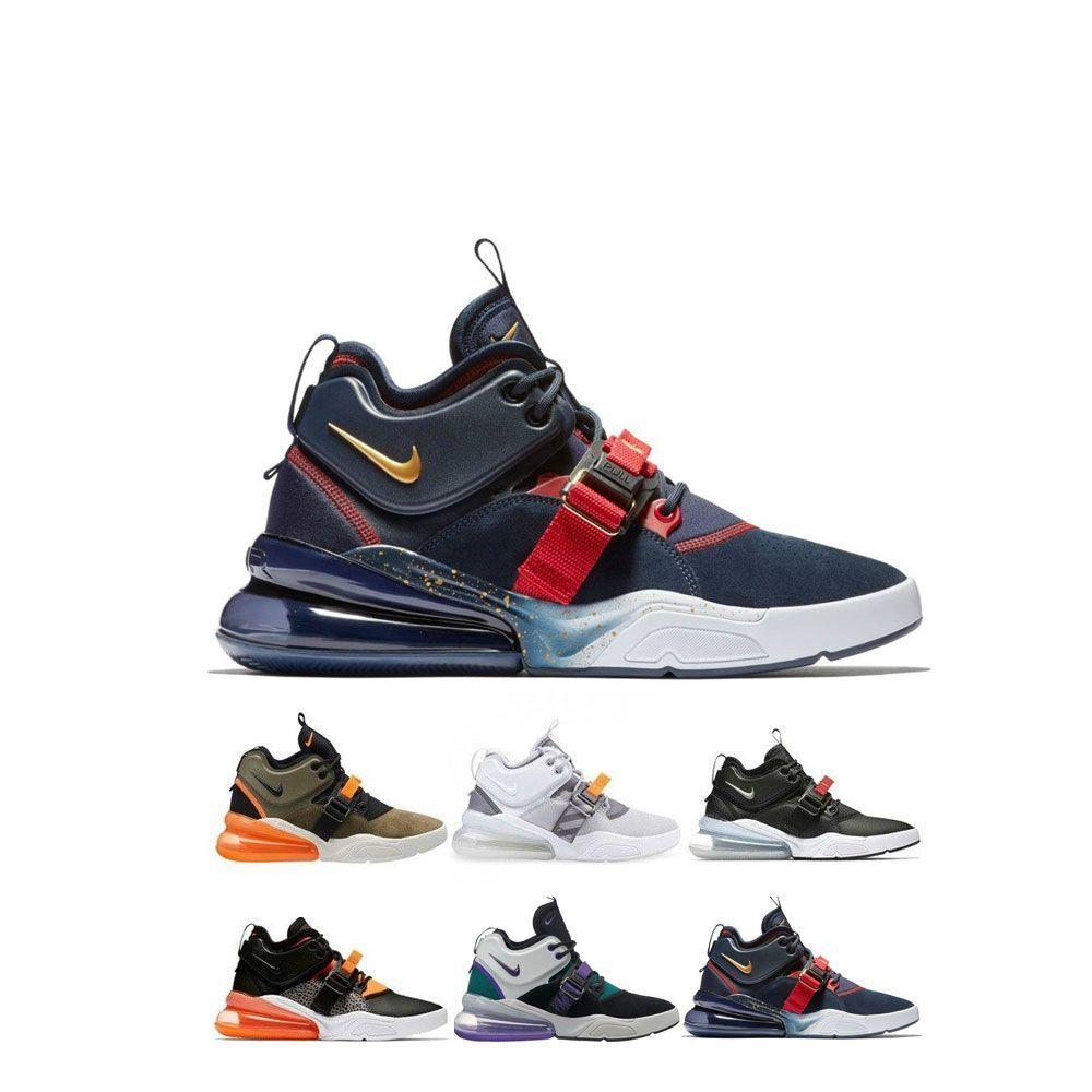 Nike Air Force 270 Safari Men's Shoes AH6772-004 AH6772-001 AH6772-002