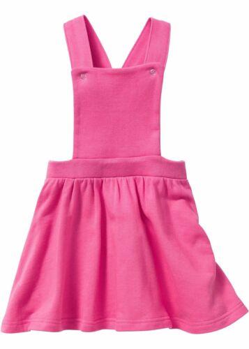 942465 in Pink 104//110 Kids Kleid im Latzrock Stil