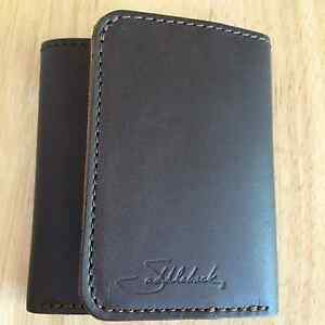 09da221730363 Image is loading Saddleback-Leather-Men-039-s-Trifold-Wallet-RFID-