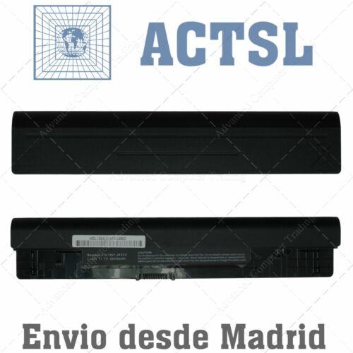 BATTERIA per DELL JKVC5 11,1V 4400mAh 6 celdas Battery Laptop
