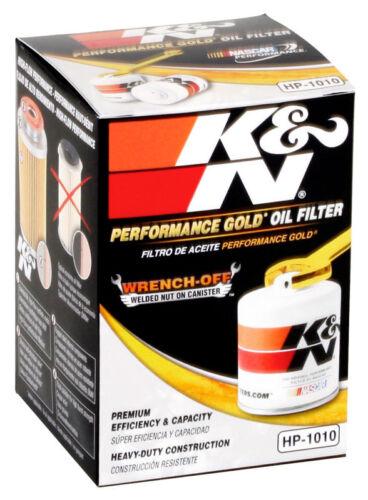 HP-1010 K/&N OIL FILTER AUTOMOTIVE KN Automotive Oil Filters