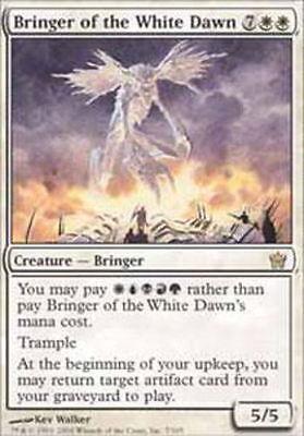 Bringer of the Green Dawn PL MTG Fifth Dawn Magic 2B3