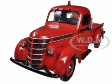 1938 INTERNATIONAL D-2 PICKUP TRUCK WITH BRUSH FIRE BODY 1/25 FIRST GEAR 40-0338