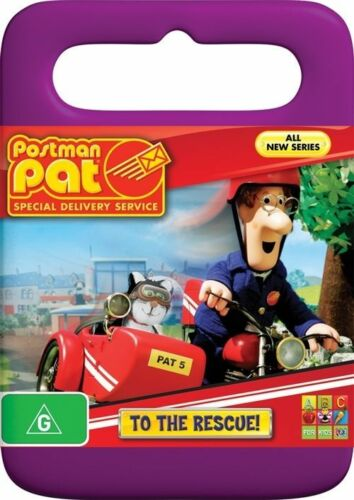 1 of 1 - Postman Pat - Special Delivery Service - To The Rescue! (DVD, 2009)