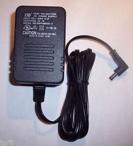 5.0v 1.0A 5 volt adapter cord RWP480505-2 ZIP IOMEGA 02