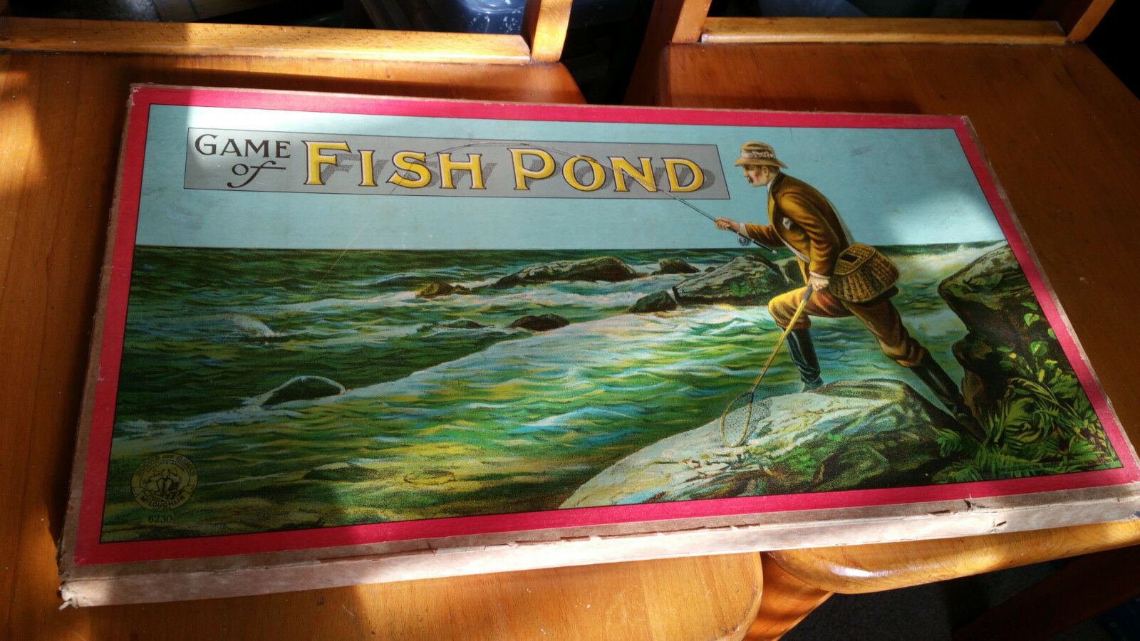 Game Game Game Of Fish Pond  Mcloughlin      Ages 18+ 1b5cd9